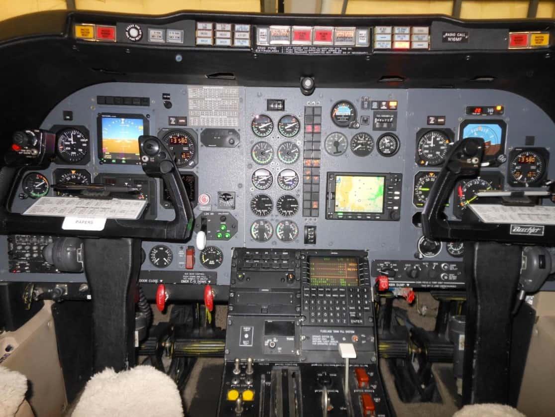 GC Beechjet 400 5
