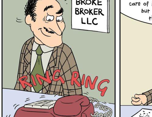 Three Aircraft Sales Scams – Beware of Broke Brokers!
