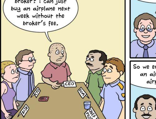 Why do I need an aircraft broker to buy an aircraft?