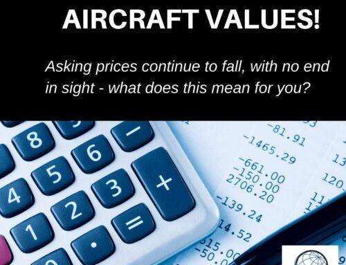 September 2016 – Aircraft Market Events