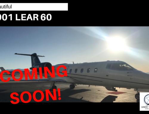 2001 Lear 60 N88LJ