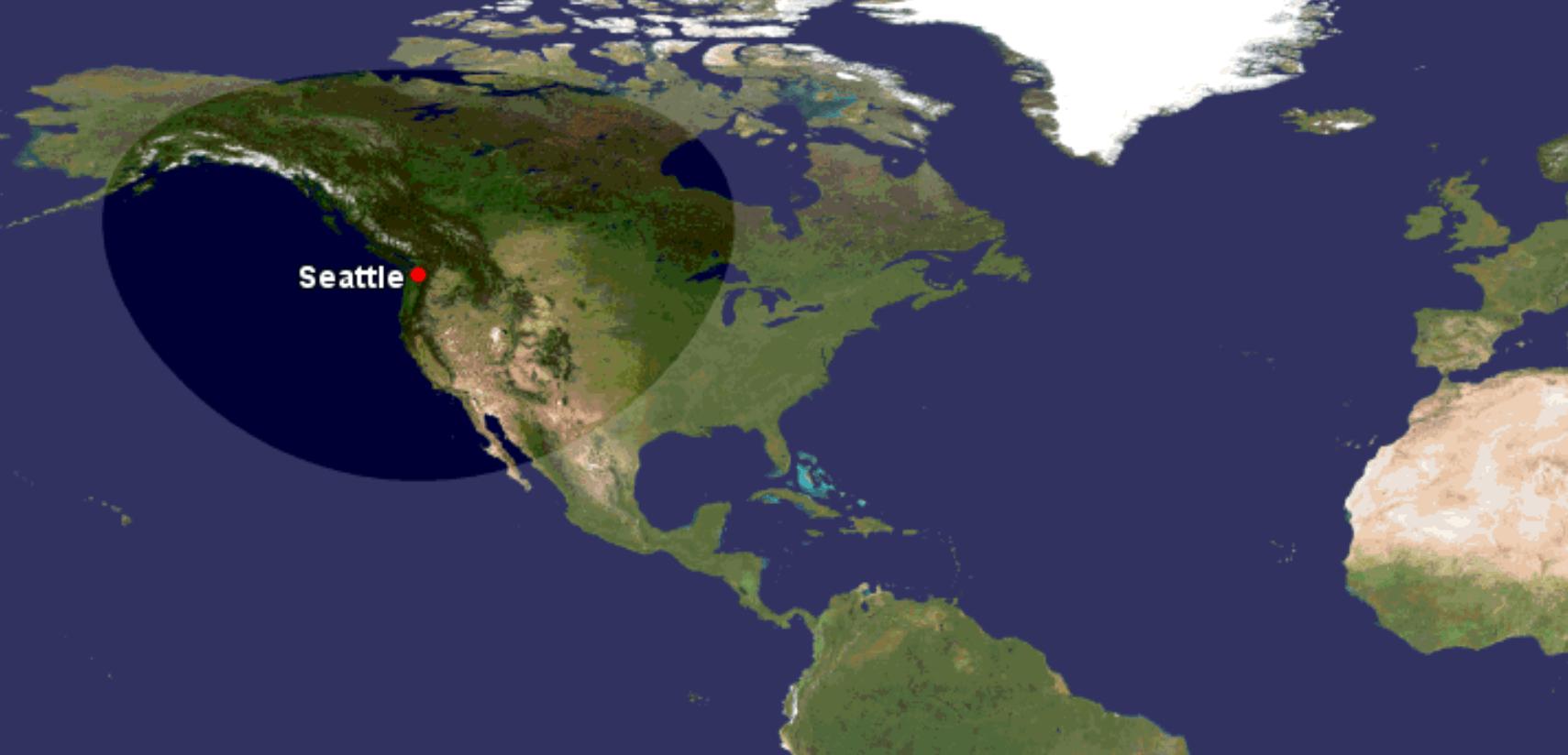 Citation Encore Range from Seattle