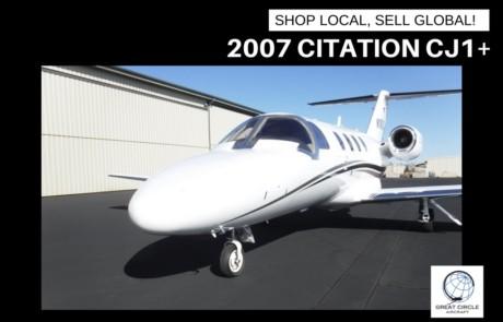2007 Cessna Citation CJ1