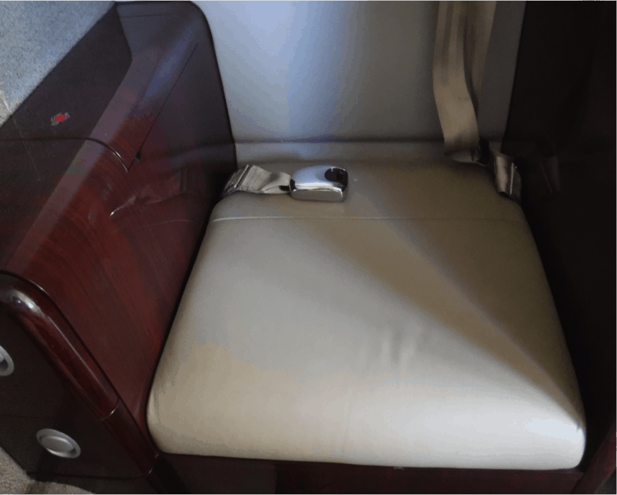 Citation CJ1+ Aft Cabin Side Facing Seat Lav