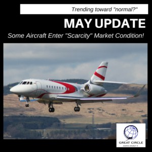 Aircraft Market Update May 2018 - Falcon 2000