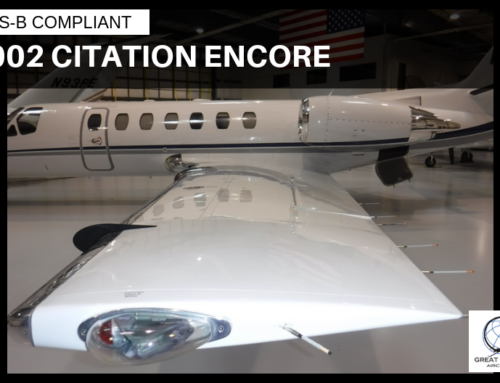 2002 Citation Encore – ADS-B Compliant!