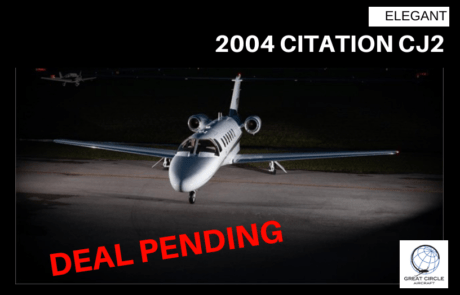 2004 Citation CJ2