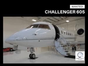 Wanted - Challenger 605